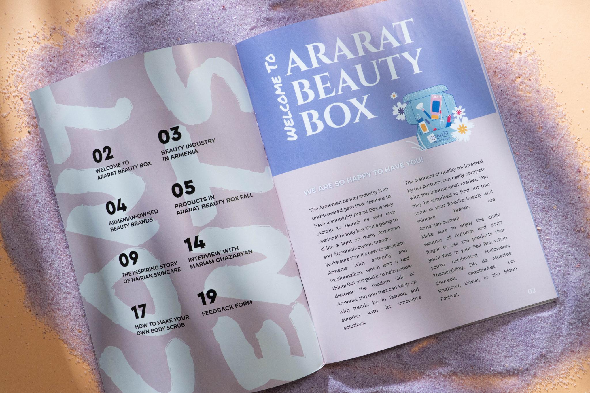 Ararat box