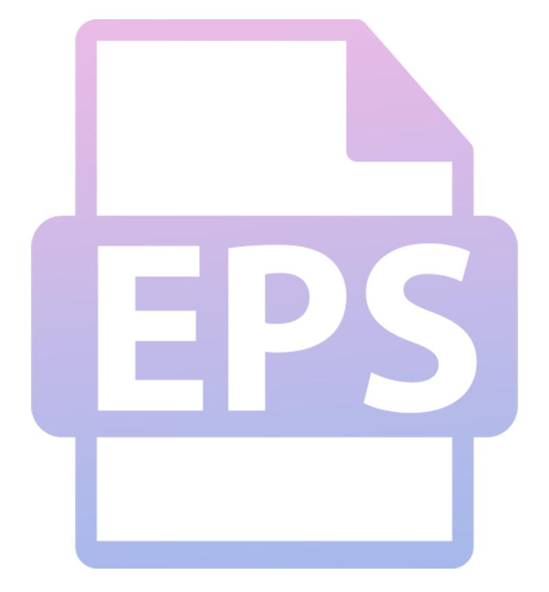 Vector logo format EPS
