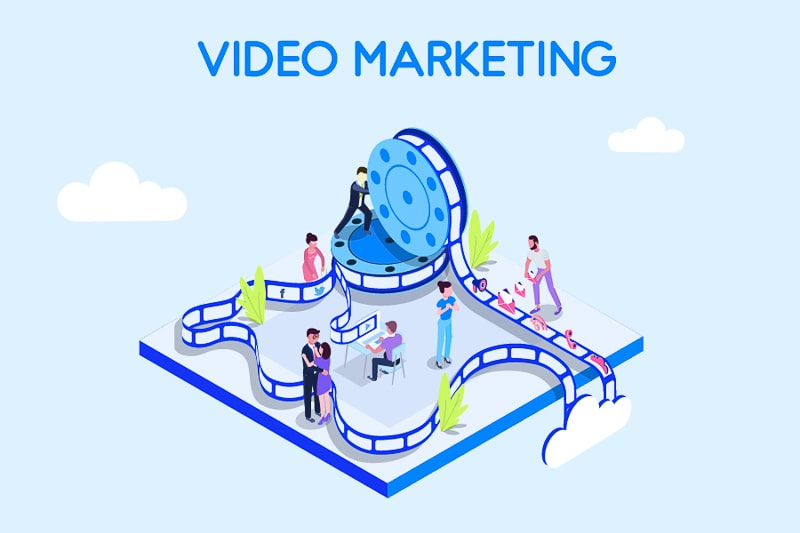 The Benefits of Video Marketing [Infographic]