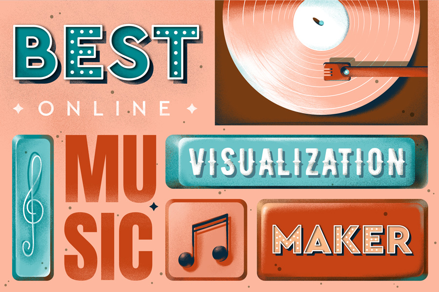 40 Best Online Music Visualizers For 2021 Renderforest