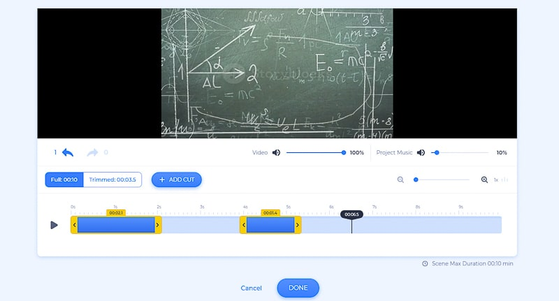 Educational Video Toolkit - Trim the Video