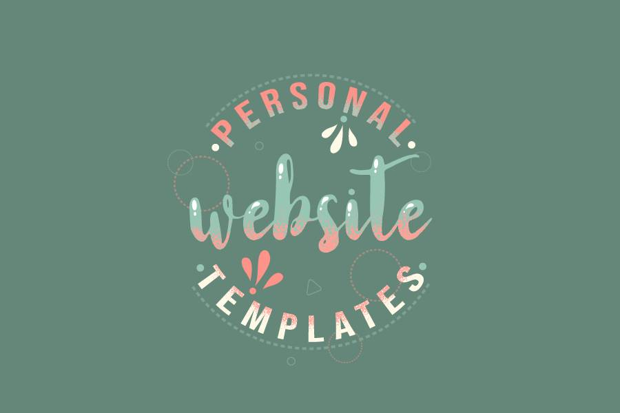 10+ Best Personal Website Templates