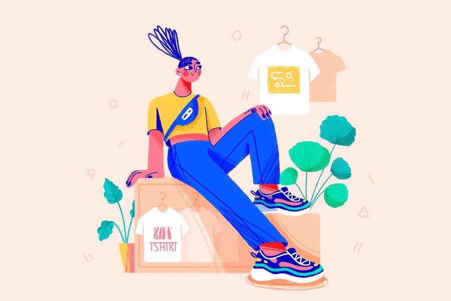 11 Superb T-Shirt Mockups for Your Online Store