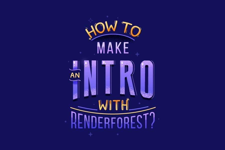 كيف تصنع مقدمة باستخدام رندرفورست؟