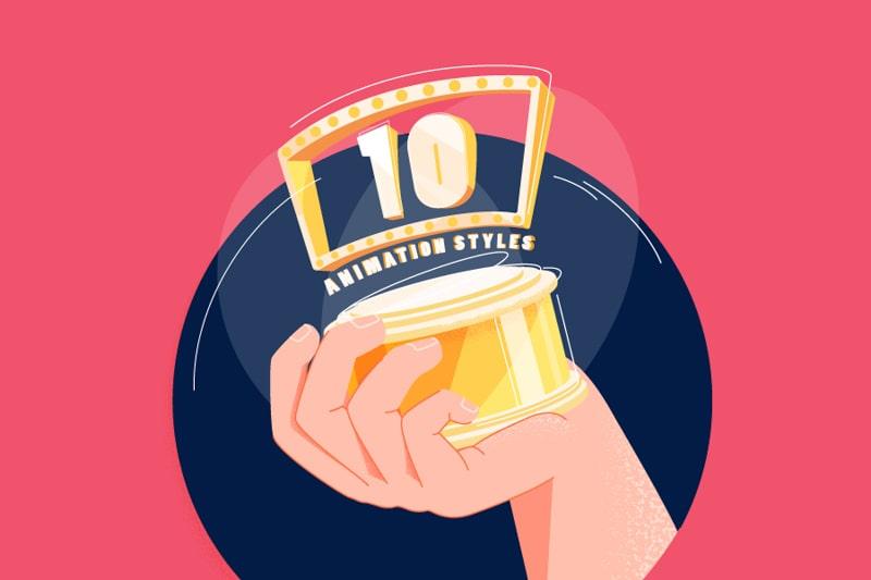 10 видов анимации: выберите свой!