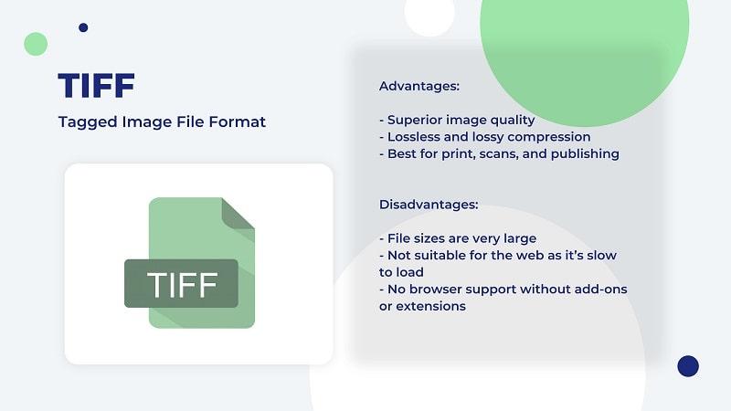 TIFF image file type