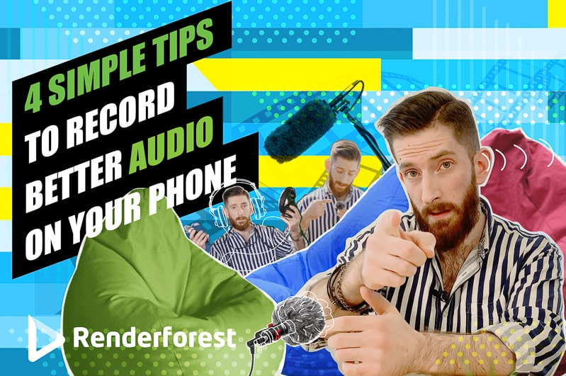 4 Simple Tips to Record Better Audio on Your Phone (Video)