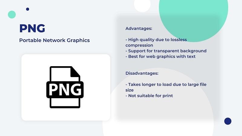 PNG image file type