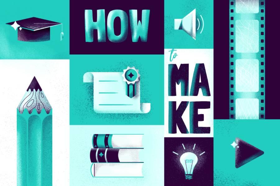 كيفية صناعة عروض تقديمية وفيديوهات تعليمية أنيميشن؟