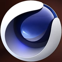 Cinema 4D  graphic and rendering application