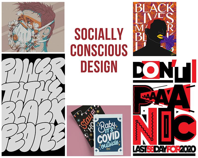 socially conscious graphic design trend