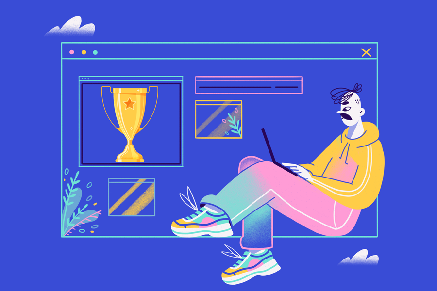 How to Design a Landing Page for Your Contest