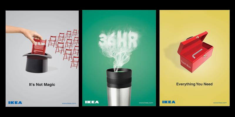 affiche IKEA