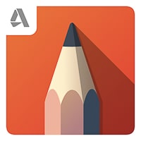 Autodesk Sketchbook pixel graphics software application