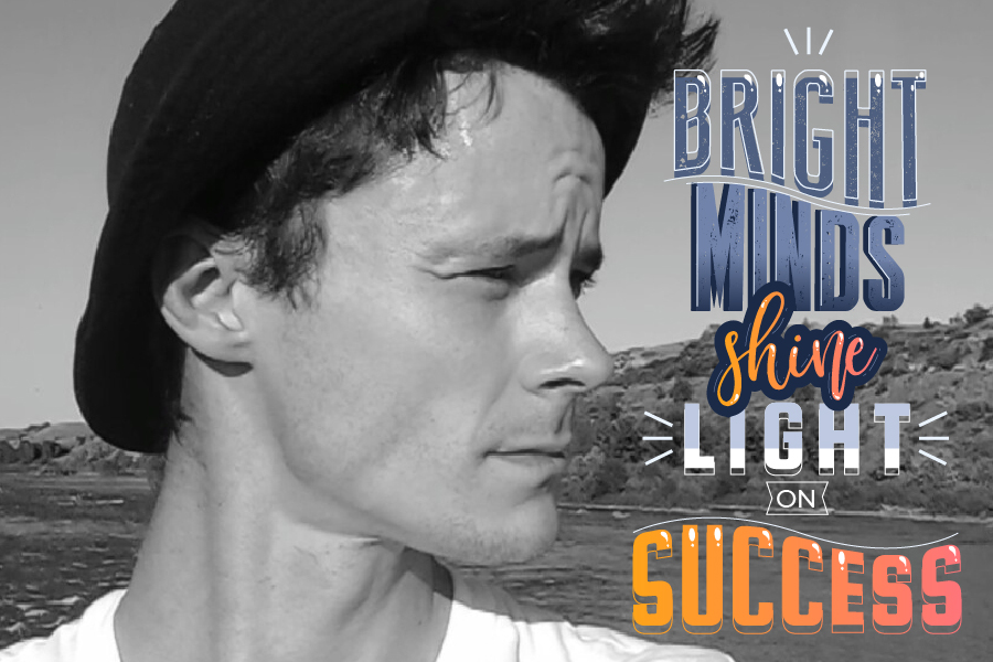 Brandon Anthony Peressini: Bright Minds Shine Light on Success