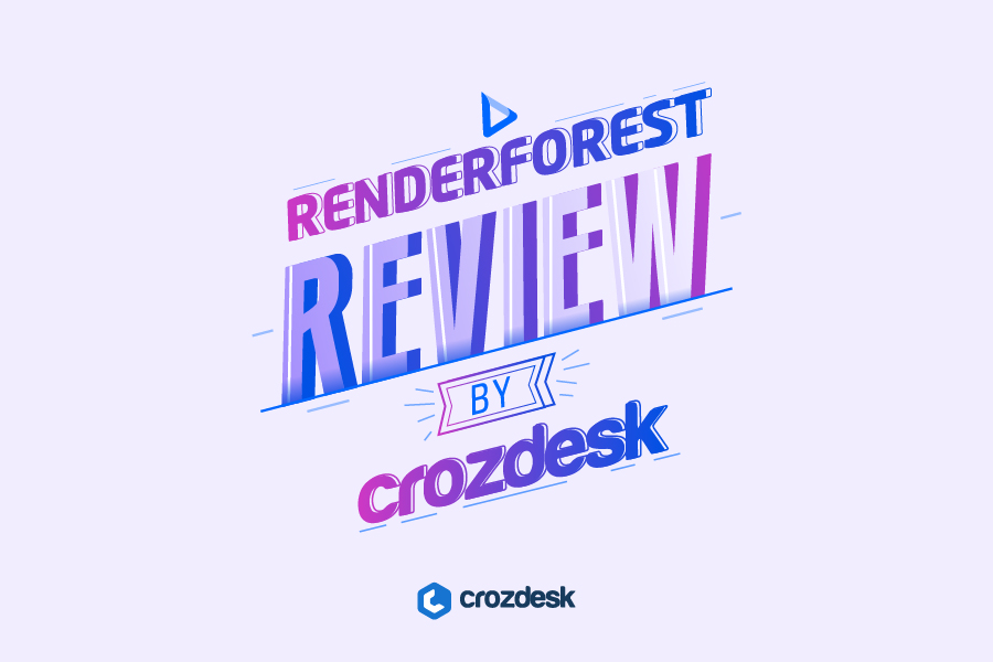 Renderforest Review by Crozdesk