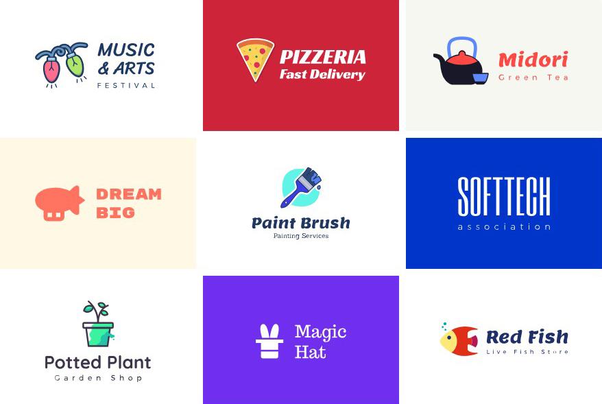 Logo Maker - Examples