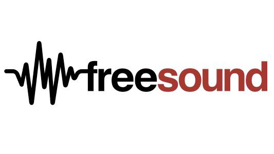 Freesound database of audio samples