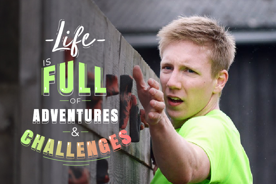 Charles Franzke: Life is Full of Adventures and Challenges