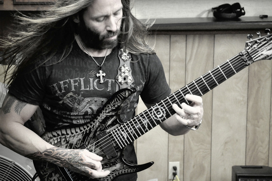 Rusty Cooley: The Master of Shred Guitar