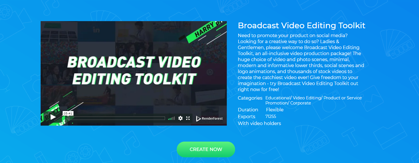Video Editing Toolkit