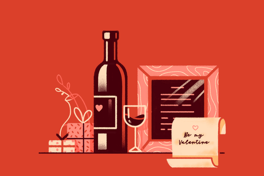 Lovely Valentine's Day Design Ideas