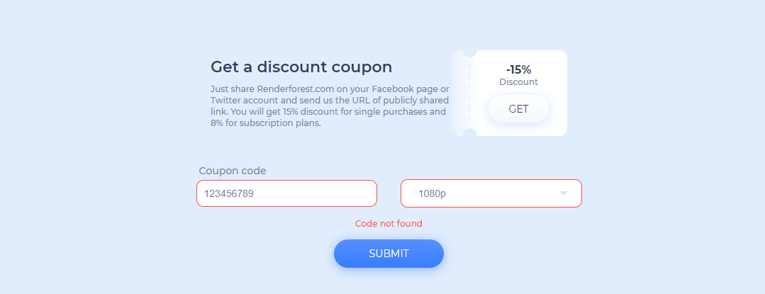 coupon-code-not-found