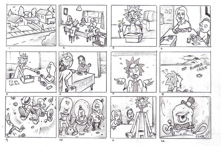 Storyboard Example