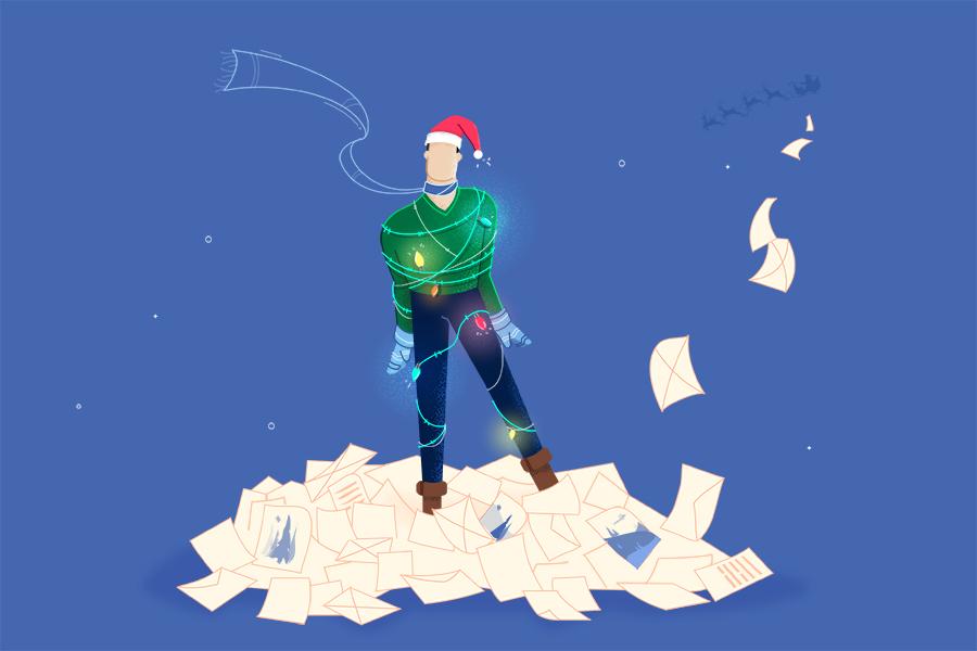 How to Create Magical Christmas Greetings