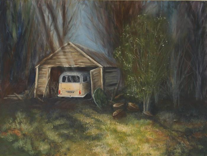 Laura Wilson Painting
