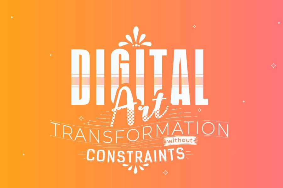 Transformación de Arte Digital sin Limitaciones