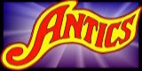 Antics 2-D Animation Logo