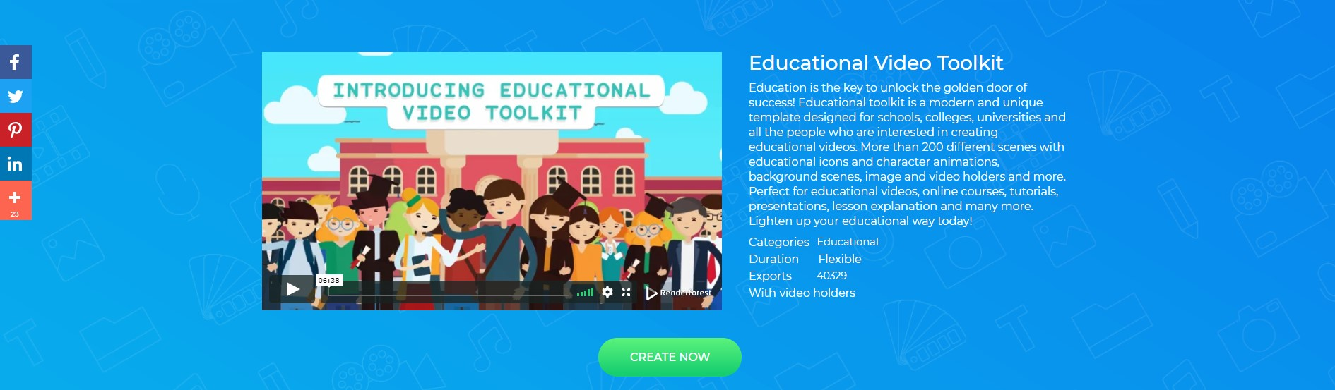 Educational Video Toolkit