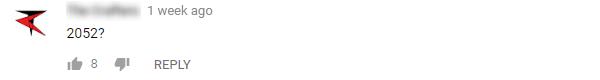 Comentários engraçados no Youtube sobre viajando no tempo
