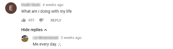 First Funny YouTube Comments