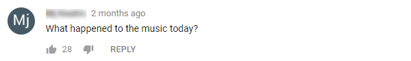 Comentários engraçados no Youtube retórica