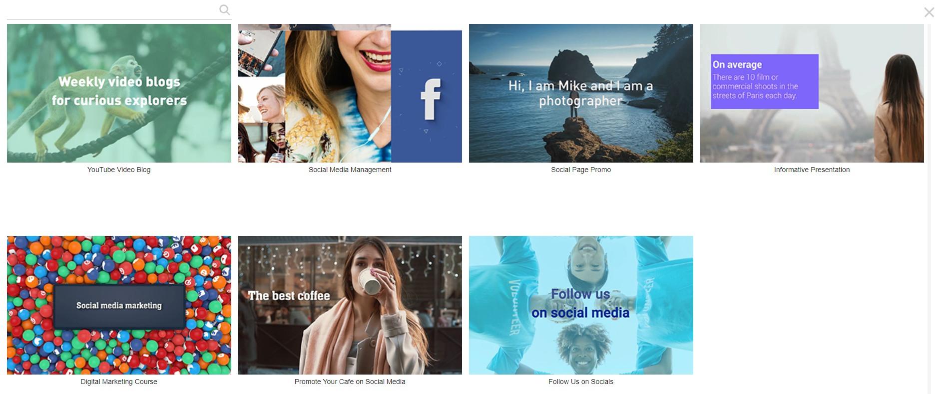 Social Media Toolkit - Presets