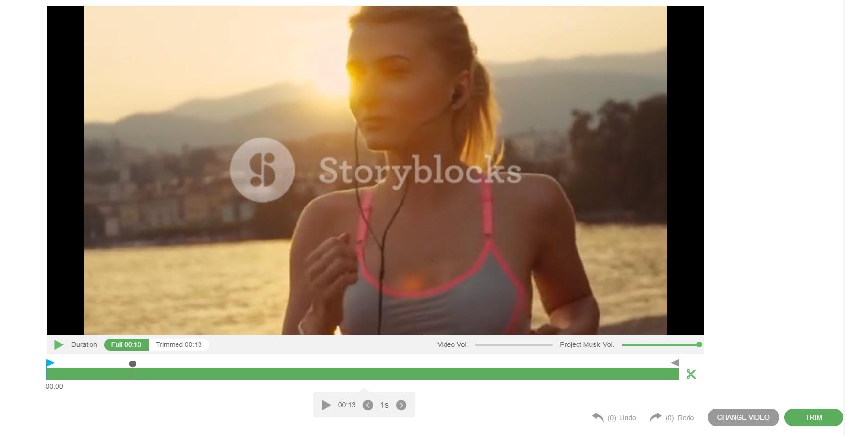 Инструментарий социальных сетей - Обрезать Видео