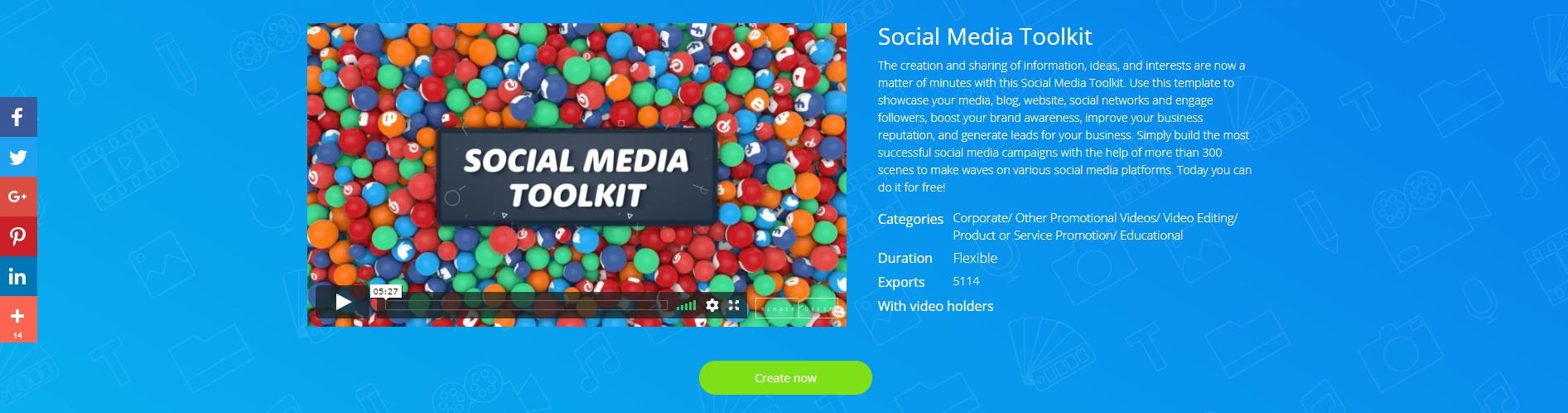 Инструментарий социальных сетей