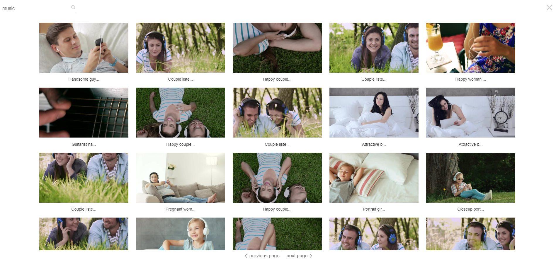 Инструментарий социальных сетей - Вставить Видео