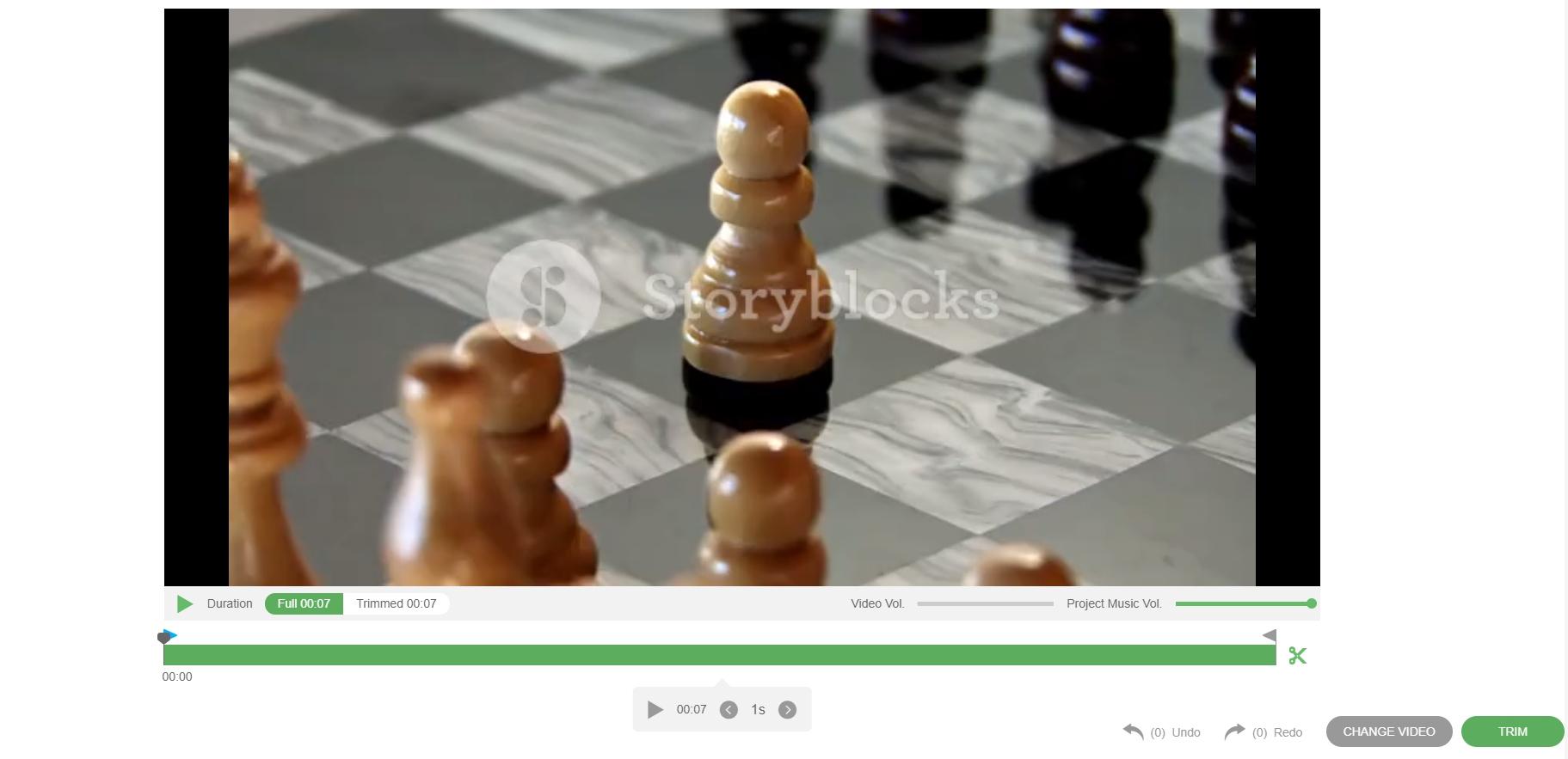 Chess Stock Video