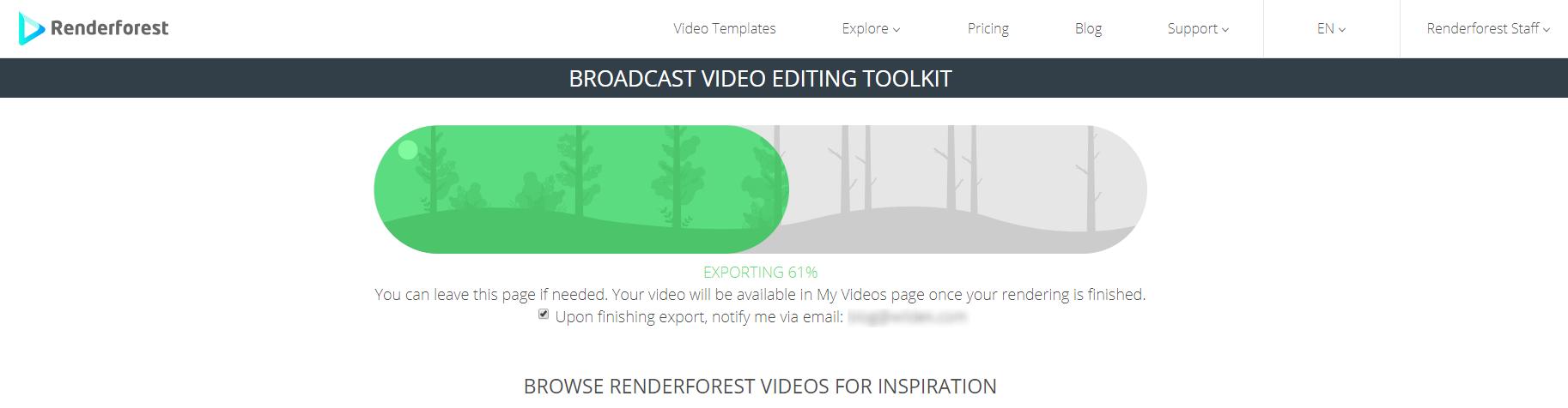 Набор инструментов для монтажа видео для трансляции - Обработка
