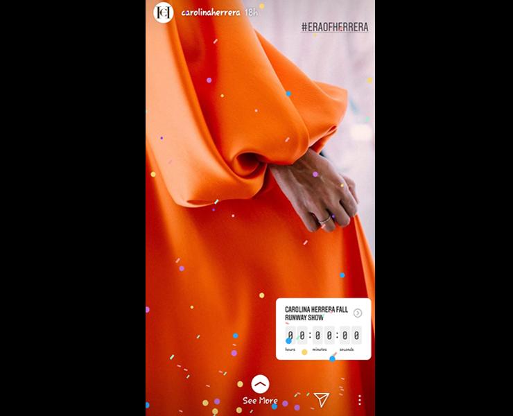 add link to instagram story
