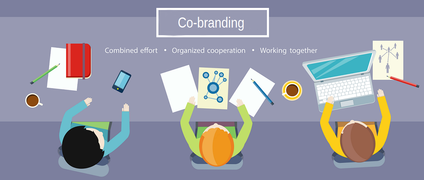 Collaborative branding