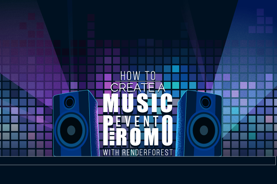 How to Create a Music Event Promo?