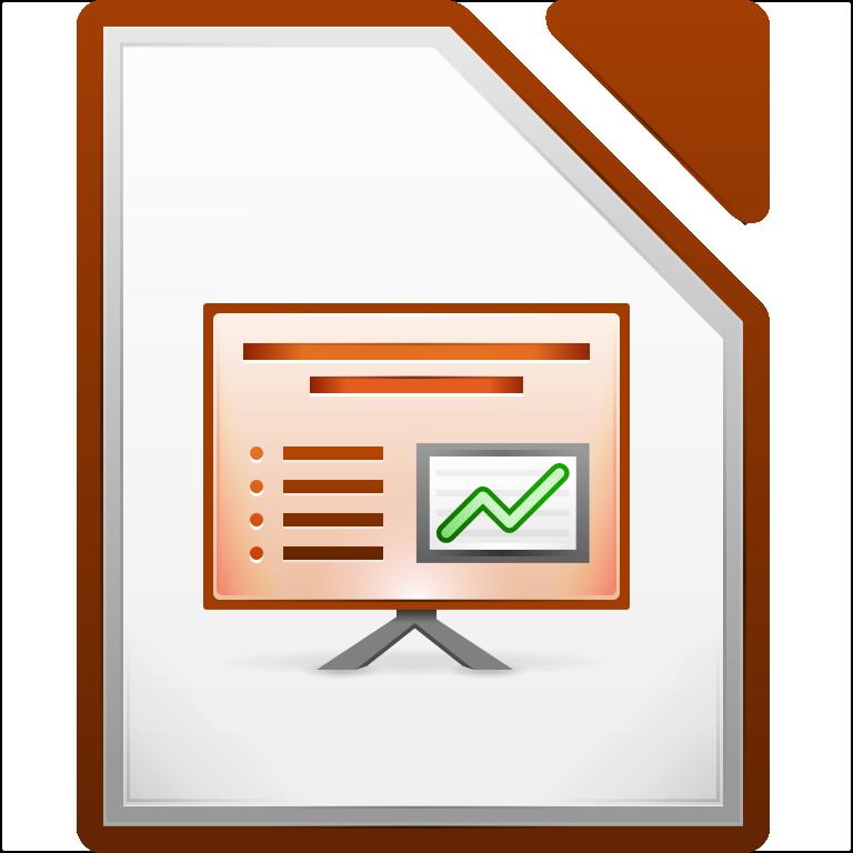 LibreOffice Impress drawing and diagramming tool