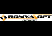 RonyaSoft infographic maker Logo