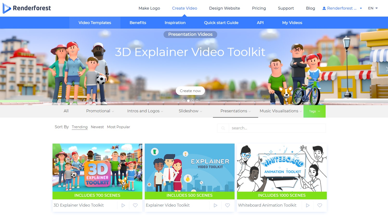 Video Presentation Tutorial