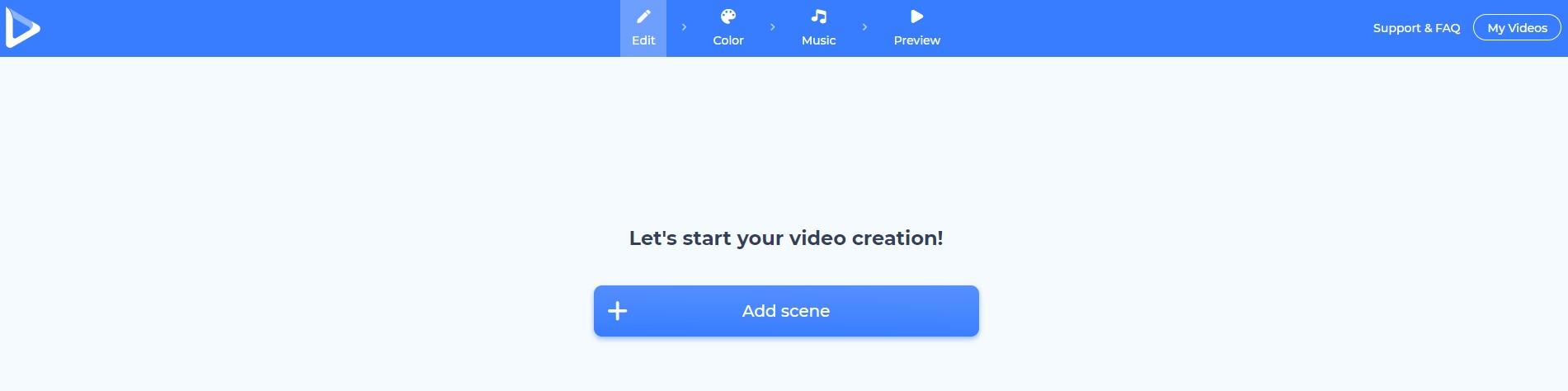 Video Presentation Editor