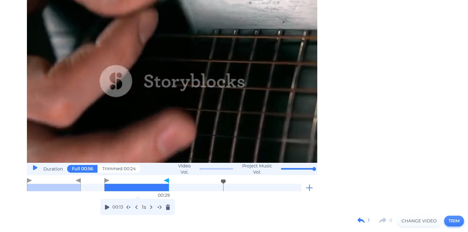 Viral Video - Trimmer